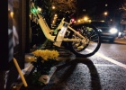 Muere un ciclista atropellado por un coche que se dio a la fuga
