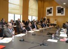 El Consell promueve un 'lobby' en defensa del Corredor Mediterráneo