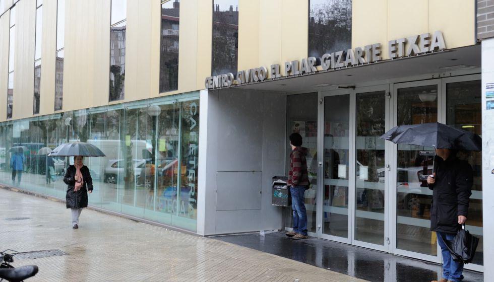Centro Cívico de El Pilar donde se produjeron los hechos
