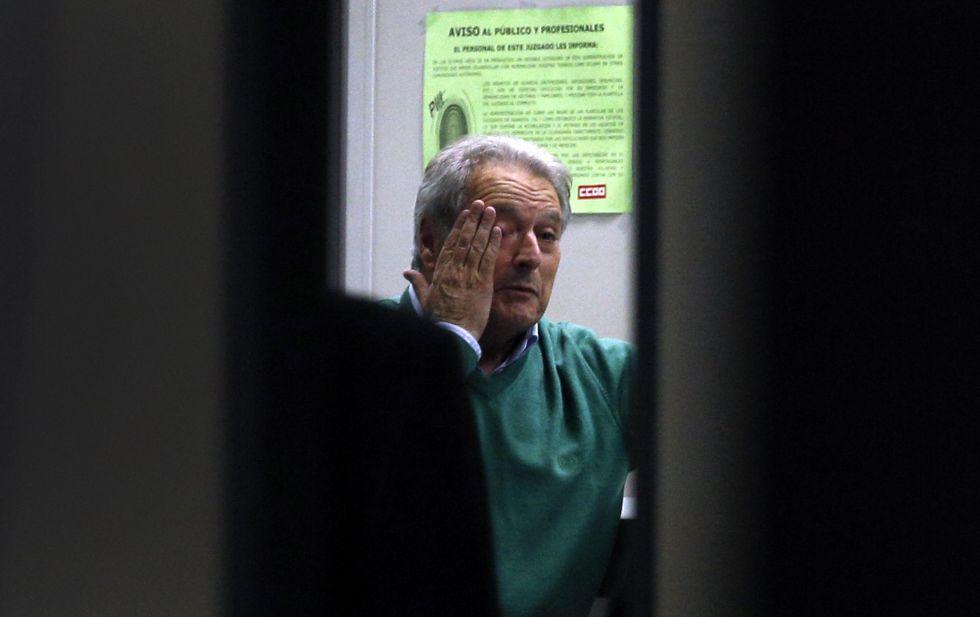 Alfonso Rus, expresidente del PP provincial de Valencia y supuesto cabecilla de Taula.