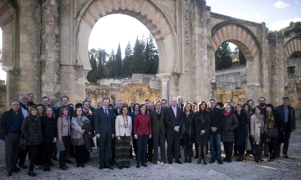 Medina Azahara opta a ser reconocida como Patrimonio Mundial