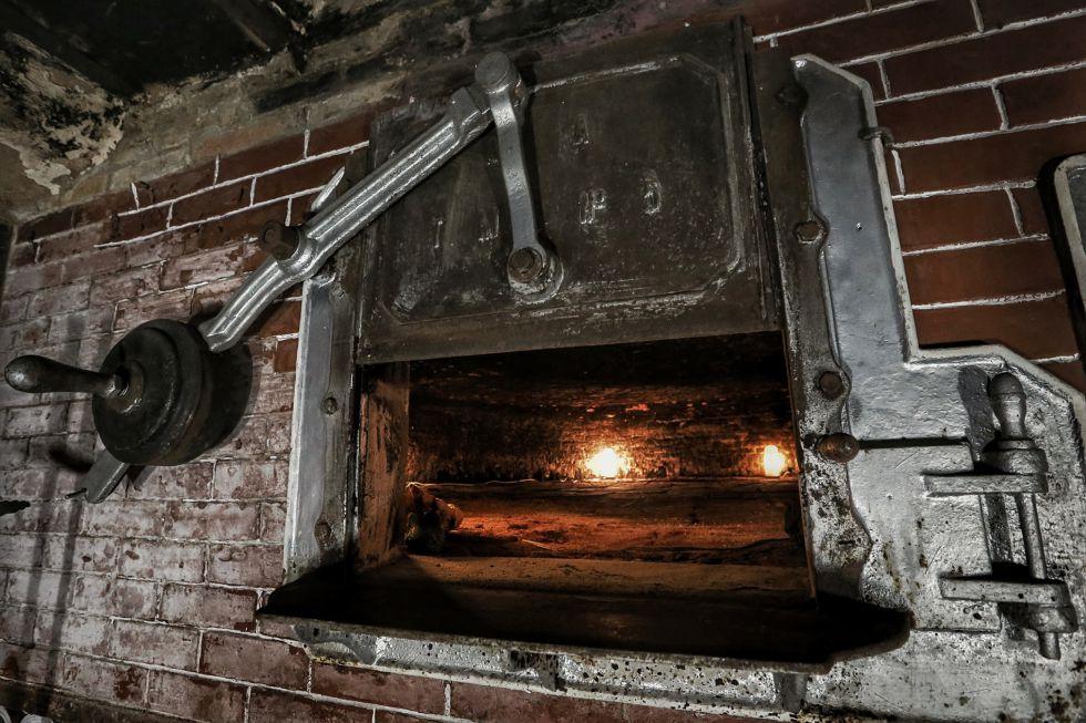 Las ensaimadas ciertas, propias, excusa de gran evento que justifica el invento del horno.