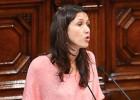 Parlón critica que el derecho a decidir se negocie en Cataluña