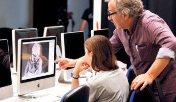 La tecnología es vital en el proyecto de la Fundación Promete.