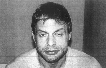 Antonio Ortiz, el supuesto pederasta de Ciudad Lineal tras ser detenido.