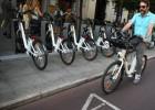 Los accidentes de BiciMAD suben con el mayor uso de las bicicletas