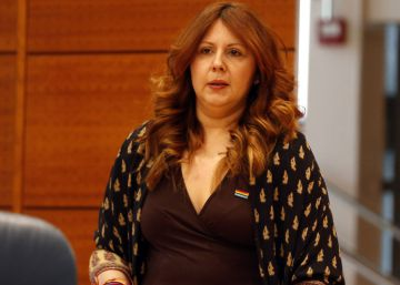 """Eva Borox dimite como diputada regional para """"no perjudicar a Ciudadanos"""""""