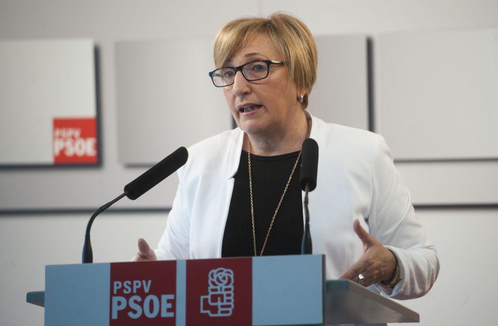 La diputada socialista en las Cortes Valencianas Ana Barceló.