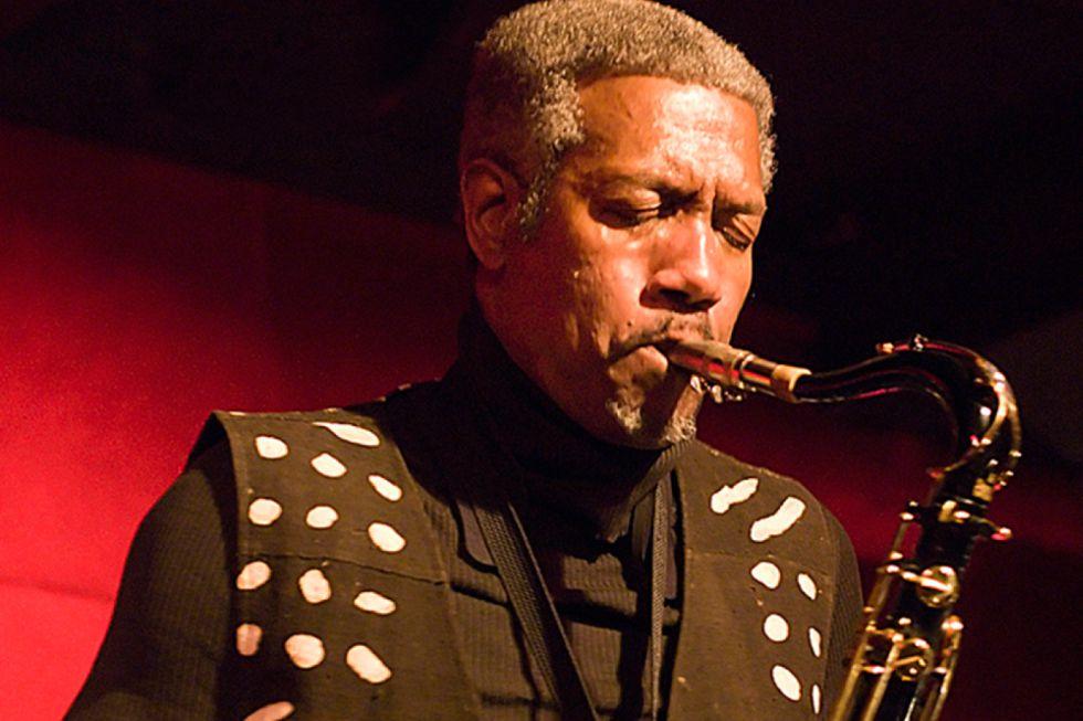 El saxofonista Billy Harper, uno de los 'siete magníficos' de The Cookers.