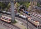 Trenes, miniaturas, pasión