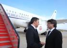 Renzi llega desde Italia para acompañar a las víctimas
