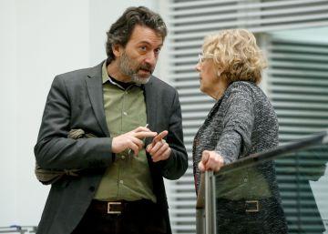 Carmena gana tiempo para evitar la reprobación de Mayer pero tensa al PSOE
