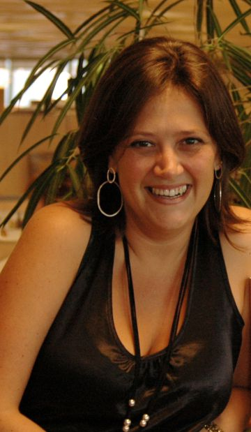 La editora Berta Noy.