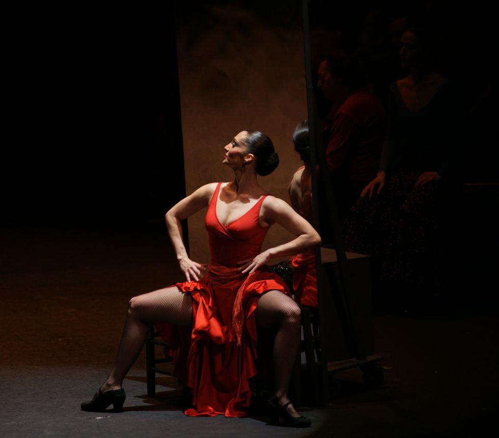 Una escena de 'Carmen'.