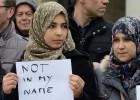 La sociedad vasca repudia en silencio los atentados de Bruselas