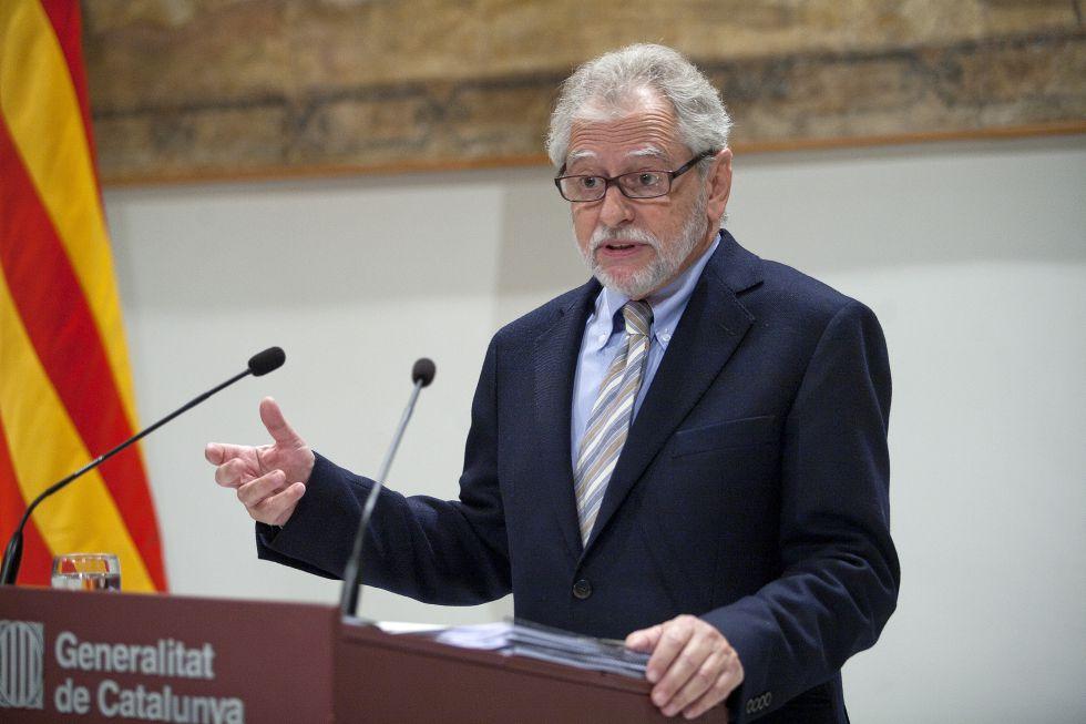 El exmagistrado del Tribunal Constitucional Carles Viver-Pi Sunyer.