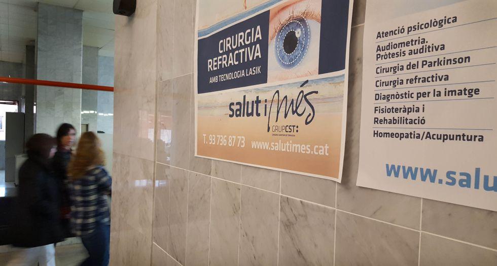 Una imagen de los servicios que ofrece el Hospital de Terrassa.