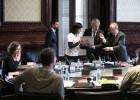 La moción para desobedecer al TC agrieta el pacto de JxS y la CUP