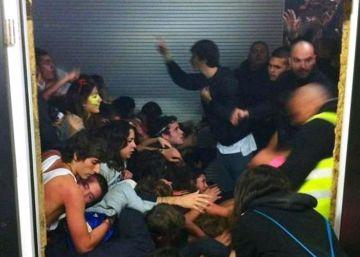 Escalofríos en el Madrid Arena