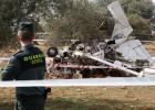 Tres muertos en el accidente de una avioneta en Perales