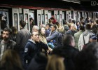 Nuevo corte en el metro por la presencia de grafiteros en la línea 9