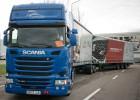 El 'megacamión' llega a España