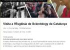 El Ayuntamiento de Barcelona invita a conocer la Cienciología
