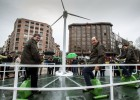 Iberdrola pedalea en Bilbao