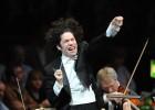 Maratón de Beethoven con la batuta de Dudamel en el Palau