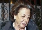 El fiscal mantiene que Rita Barberá debe ser imputada por el Supremo