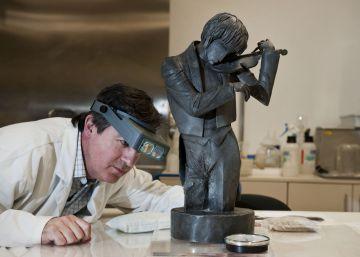 SOS para salvar una escultura de Pablo Gargallo