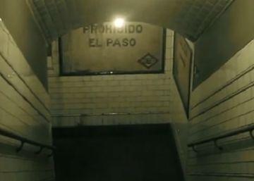Chamberí: la estación fantasma