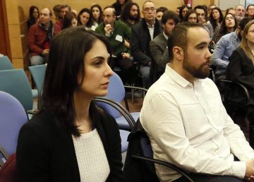La Fiscalía no recurrirá la sentencia contra la concejal Rita Maestre