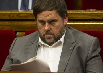 Junqueras da por hecho un pacto PP y PSOE por presiones de Europa