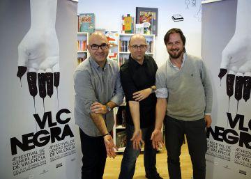 Valencia Negra trae al festival a los escritores Lemaitre y Manzini
