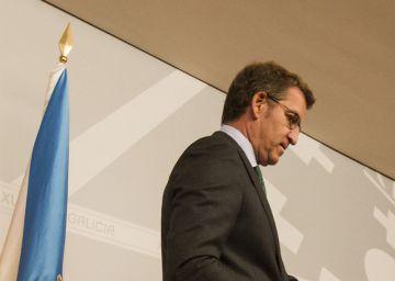 Feijóo anuncia 18 nuevos colegios y duplica las ayudas para guardería