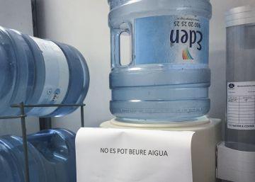 Estos son los controles que pasa el agua que bebes