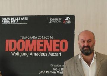 'Idomeneo', el viaje al fondo del alma de Mozart, llega a Les Arts
