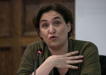Ada Colau apoya las movilizaciones de hoy ante las sedes del PP