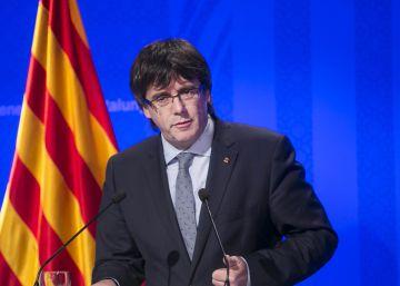 Puigdemont evita centrar en la consulta su entrevista con Rajoy