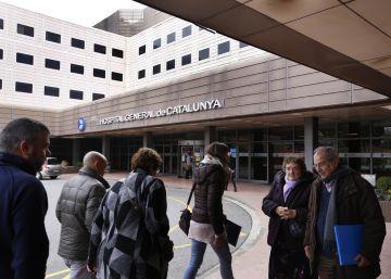 Tres hospitales públicos del Vallès asumen la actividad de dos privados