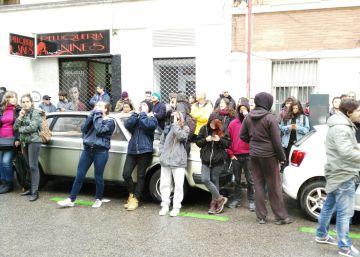 En libertad los 32 detenidos en el desalojo de La Morada