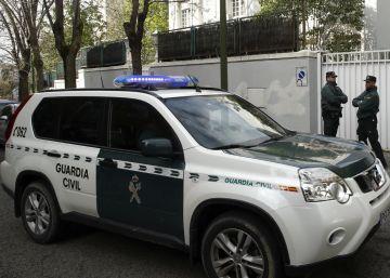 Detenido un capitán de la Guardia Civil por un caso de drogas y sobornos
