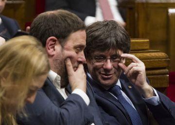 El Parlament rechaza negociar con el Estado la nueva financiación