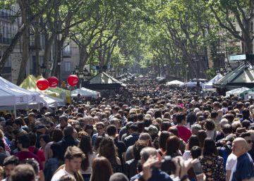 Sant Jordi cabalga bajo el sol y vence por goleada a los malos augurios