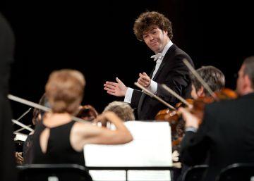 Heras Casado se encierra con Mendelssohn en el Auditori