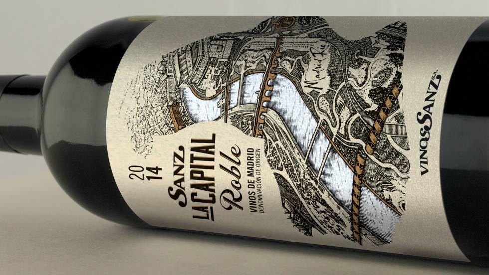 Madrid tiene vino