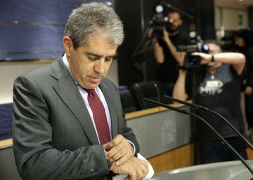 """Homs: """"Iré a declarar con la estelada"""""""
