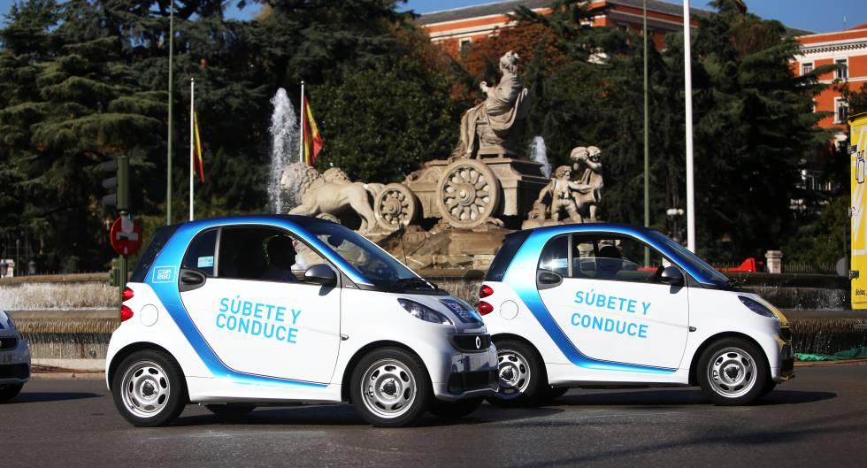 Car2go aumenta a 500 su flota de coches el ctricos - Coches de alquiler por meses ...