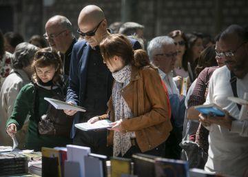 Sant Jordi remonta las cifras de 2010 y factura casi 21 millones de euros